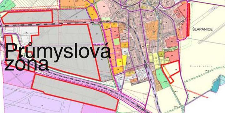 Jak a kdy podávat připomínky k návrhu územního plánu Šlapanic