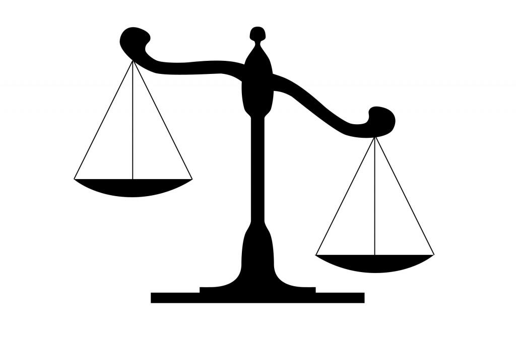 vahy - spravedlnost